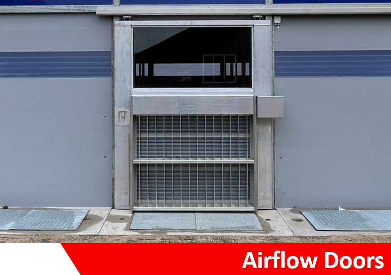 button airflow doors
