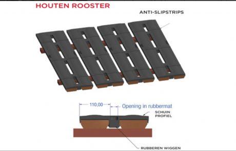 rubbervloer kalveren