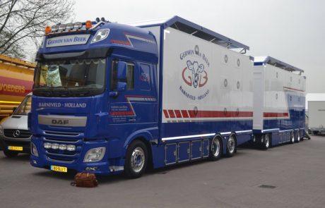Gerwin van Beek transport